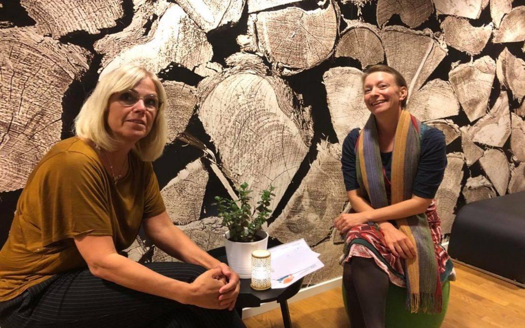 Ulrika E Karlsson, Lena Kandelin