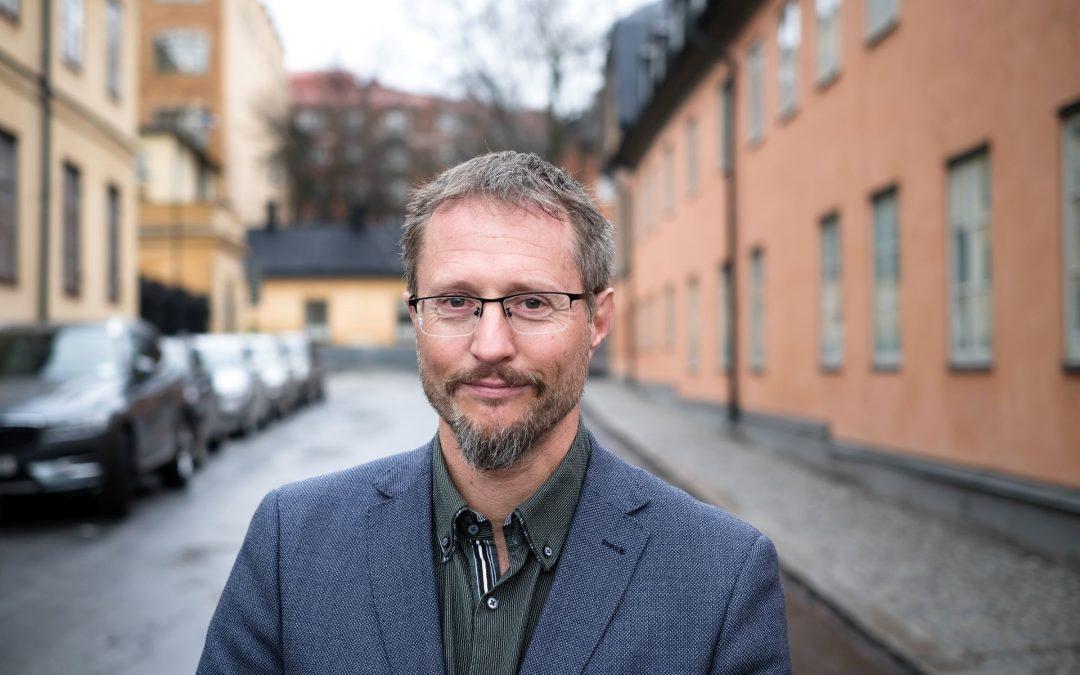 Påminnelse   Samformas årsmöte och samtal med Patrik Schröder